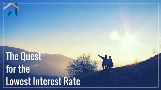 The Quest for the Lowest Interest Rate