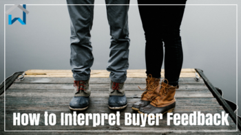 interpreting buyer feedback